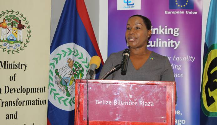 CARICOM Secretariat Exploring Ways To End Gender-Based Violence