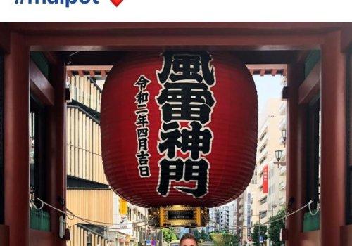 Moldovan COVID-19 liaison officer caught breaking Tokyo 2020 coronavirus rules on sightseeing trip