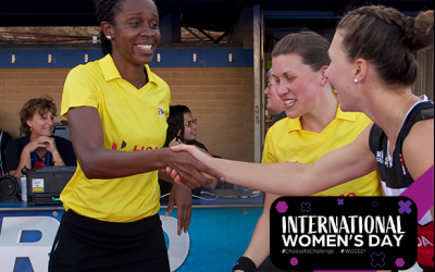 Back pocket support for Ayanna | International Women's Day